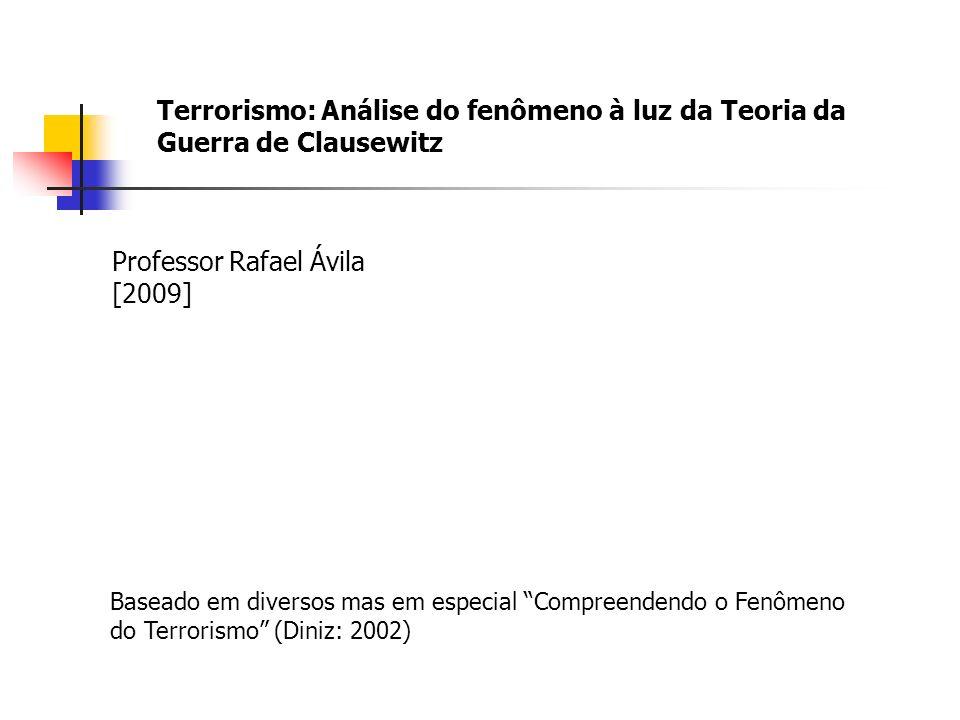 Professor Rafael Ávila [2009]